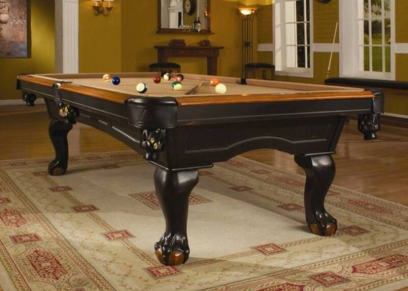 Legacy - Legacy billiards table