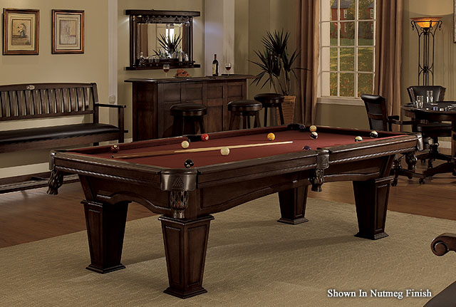 Citrus Park Billiards New Pool Tables - Ella pool table